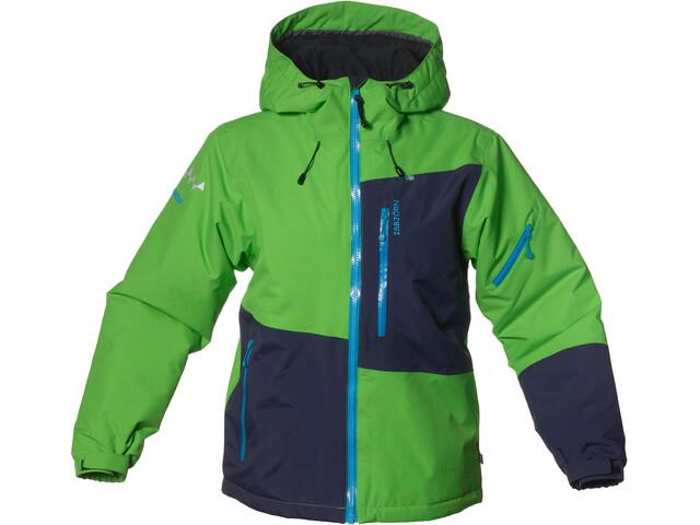 Isbjörn Junior Offpist Ski Jacket CandyFrog